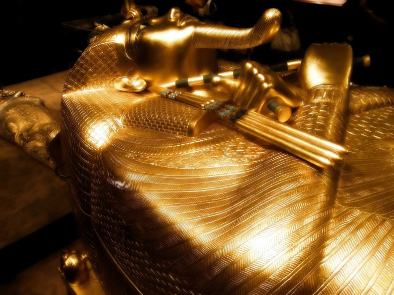 King Tutankhamen's Outer Coffin