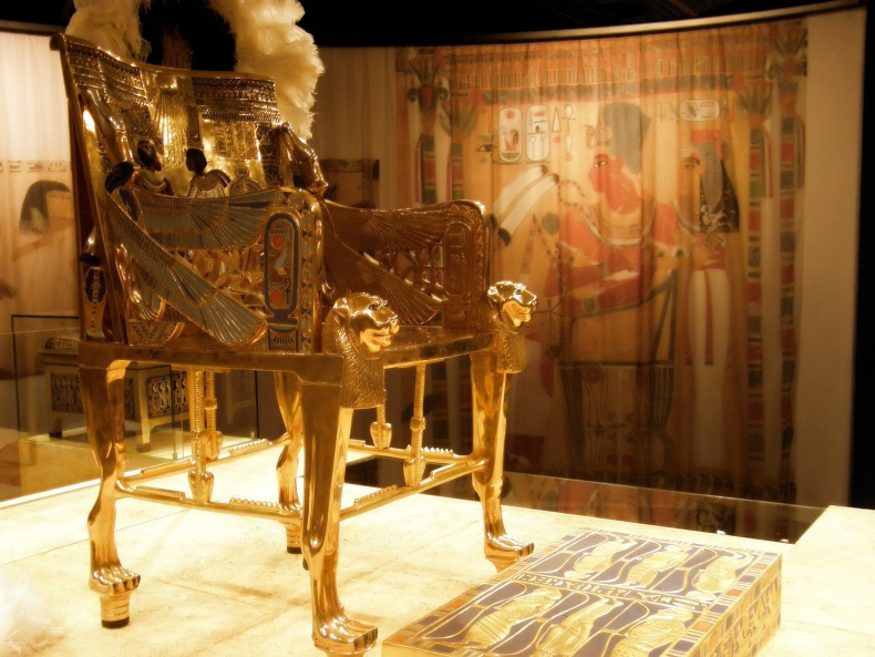King Tutankhamen's Throne