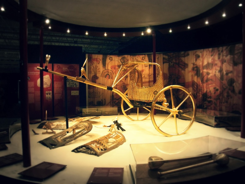 King Tutankhamen's State Chariot