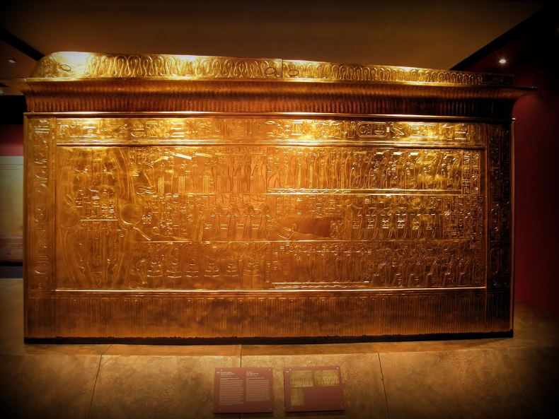 King Tutankhamen's Second Shrine