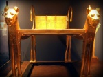 King Tutankhamen's Lion Bed of 'Menhit'