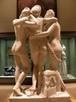 Trois Grâces - The Three Graces by Jean-Jacques Pradier