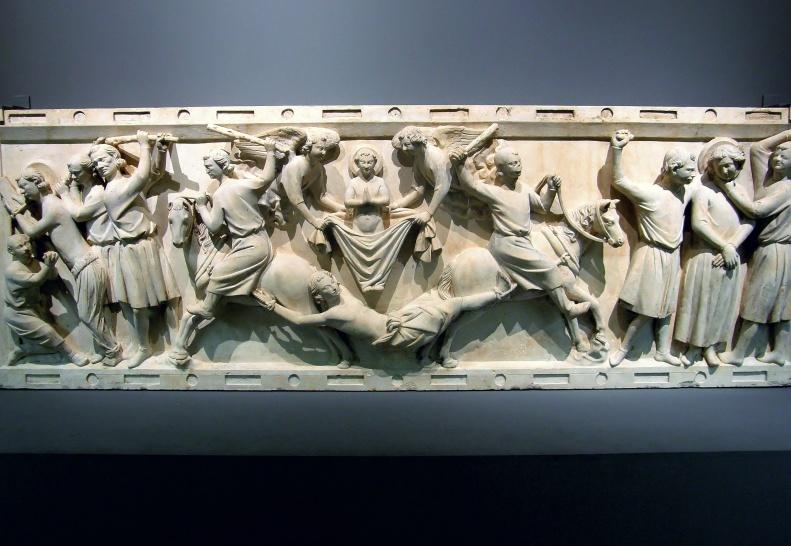 Scènes du martyre de saint Hippolyte