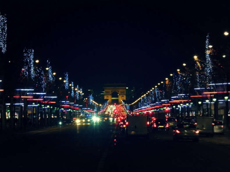 Champs Elysées Christmas Lights Heaven Noël 02 Paris-Inspired