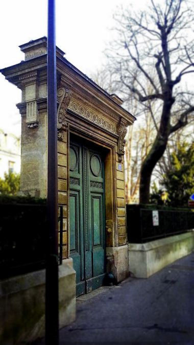 Door Ways 01 (Paris Inspired Paris Paul Prescott)