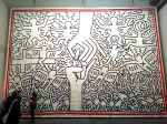 Used 07 Keith Haring - Unititled (1985) (Paris Paul Prescott Paris Inspired) 20130510_133137a