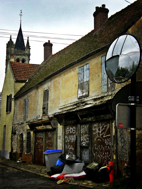 Goussanville vieux village 02 (Paris abdanoned ghost town Paris Paul Prescott)