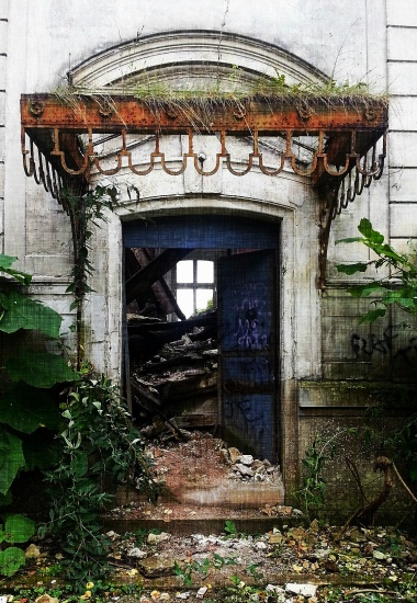 Goussanville vieux village 07 (Paris abdanoned ghost town Paris Paul Prescott)