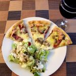Used 2013-11-17 French Pizza 07 (Paris Paul Prescott Paris Inspired)