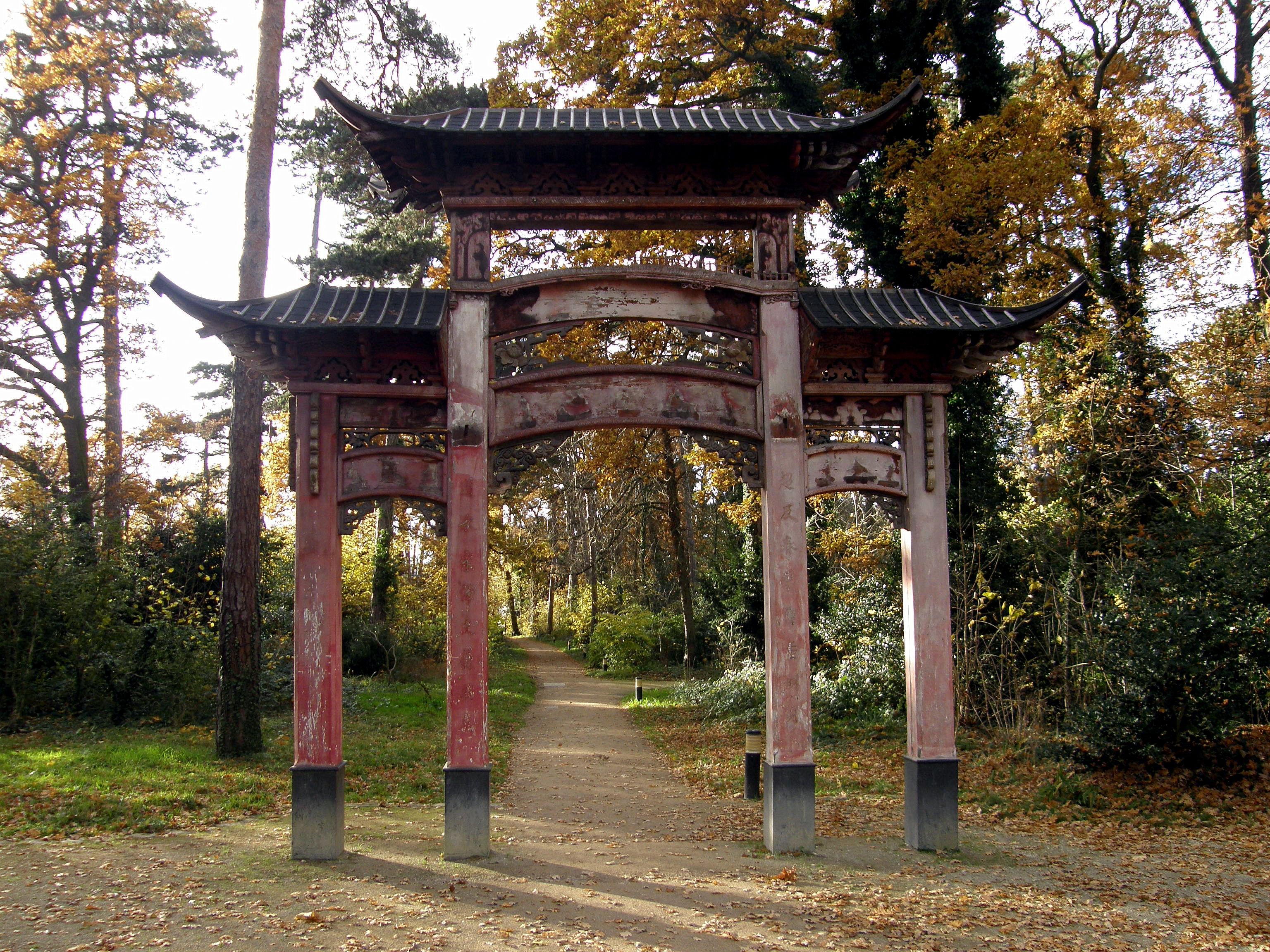 jardin porte de vincennes Used 2014-04-29 Human Zoo Vincennes 02 (Paris Paul Prescott)