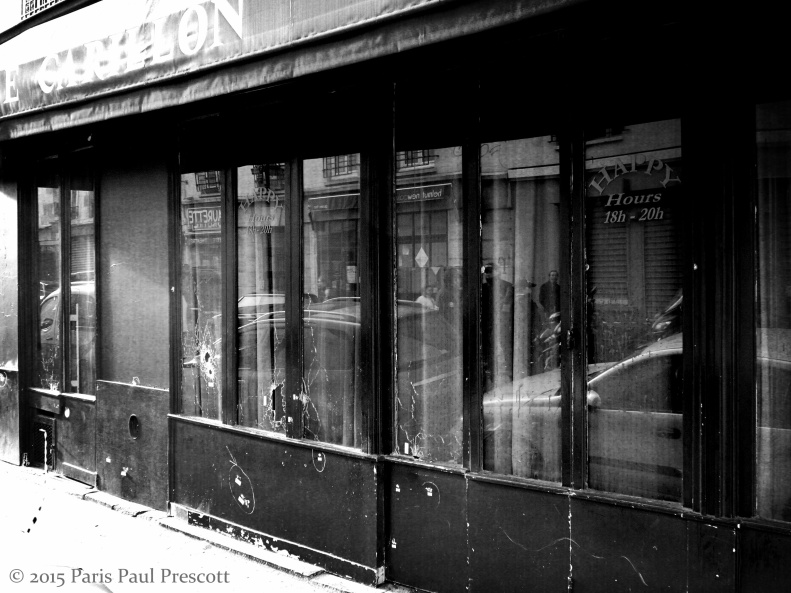 The Carillon Hotel - Across the street from the Petit Cambodge